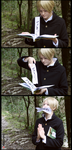 Natsume's book of Friends - [Natsume Yuujinchou] by TessaCrownster