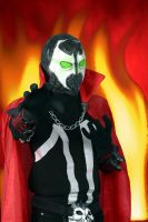 2006 Halloween Costume - Spawn by covertsniper83
