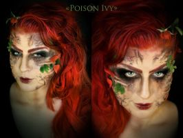 Poison Ivy by pendorabox