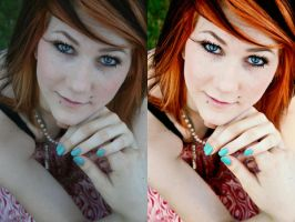 retouch by chupla