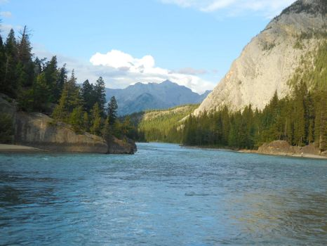 Bow River stock 3 by nightMAREgraphics