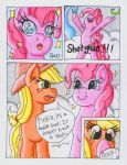 Fluttershy and the Rainbow Factory P. 53 by The1King