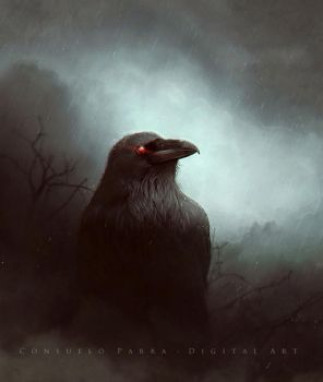 The Raven by Aeternum-designs