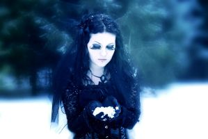 Winter fairytale by mysteria-violent