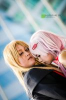 Guilty Crown: Gai and Inori by HRecycleBin