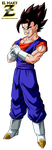 Vegetto V2 by el-maky-z