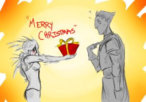 Merry Christmas to Kozmotis by DarkOverlord13