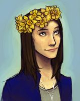 flower crown by vivaci