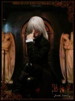 Undertaker Cosplay: Charon by Artemisia-Amore