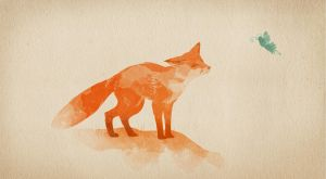 Fox 2 by CarolinVogt