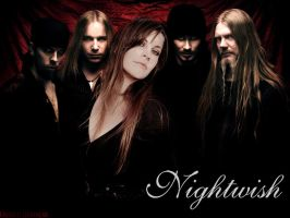 Nightwish With Floor by frozenmistress