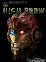 Transformer HFTD Highbrow by capcomkai2008