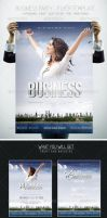 Business Party - Flyer Template by DOMDESIGN