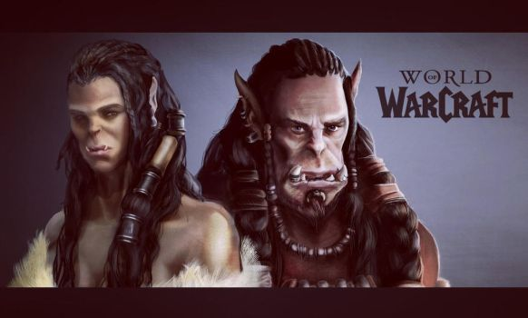 warcraft part 2. B by PikaBOSS95