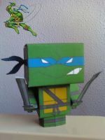 Leonardo Cubee Finished by rubenimus21