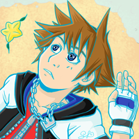 Day 01 | Favorite Kingdom Hearts game by colormymemory