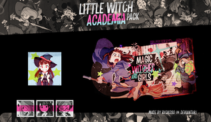 Little Witch Academia by Ryoko30