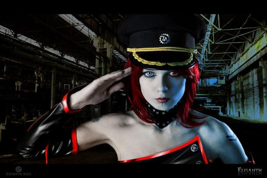 Military Fetish by Elisanth