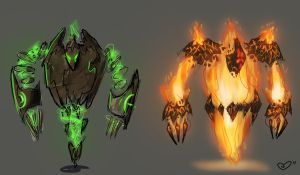 T.Rev: Elemental Concept by Blue6