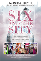 SIX AND THE SITY by JeffreyHamesGallery