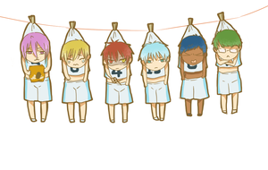 KnB: The Hanged Teikou by NatsuPi