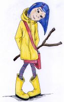 Coraline by DitaDiPolvere