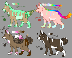 Desert Puppies Adoptables #2[OPEN] by Wyeth-Kitty