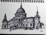 St Paul's Cathedral London by fairytailaddict4life