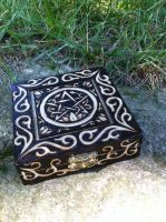 Pentacle Small Box by parizadhe