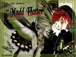 Mad Hatter- Angel Sanctuary by carrousel