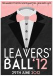 Leavers Ball poster design - Male by JSWoodhams