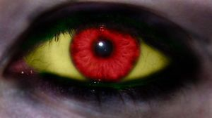 The Zombie's Eye by foxkat