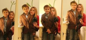 I and my brother by AnastasiaSia