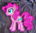 (For Sale)Perler Bead Pinkie Pie by xXCrazyBunnyXx