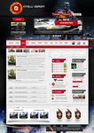 Intelli eSport by trkwebdesign