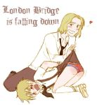London Bridge is Falling Down by Arkham-Insanity