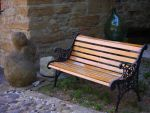 bench 1 by Stock-Azzo