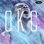 OKC Thunder Page Facebook Icon Request by tmaclabi