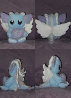 Gale: The Air Dragon by PlushPrincess