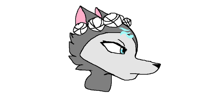 Flowercrown by CloudClawArts