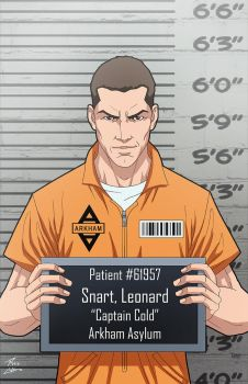 Leonard Snart (Earth-27) commission by phil-cho
