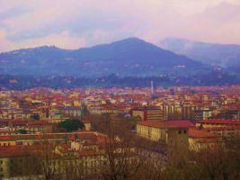 florence on a cloudy day by chita21