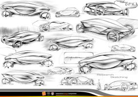Opel design by Victoruribe
