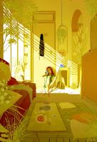 Meanwhile, back in 1987 by PascalCampion