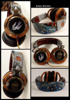 Bioshock Infinite Headphones by Edge-Works