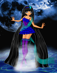 OC Request Fairy of the fallen moon angels(ver. 1) by littletrouble1992