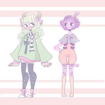 .:Pastel Themed Adopts Set price {Open! 2/2}:. by Radio-DayDream