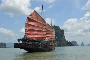 Phang-Nga Bay Junk Cruise by MayEbony