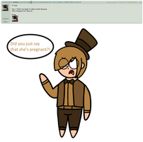 Ask The Humanized FnaF Crew Question 52 by Kriztian-Draws
