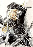 GHOST RIDER by Vinz-el-Tabanas